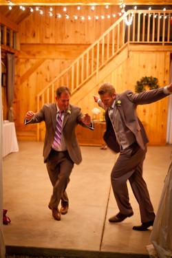 Wedding Happy Dance