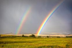 Colorado Double Rainbow