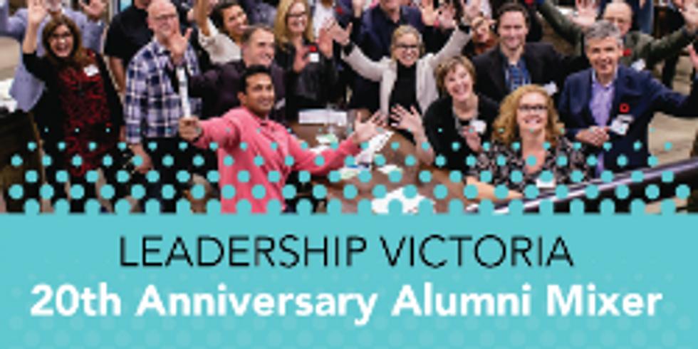 Leadership Victoria's 20th Anniversary Alumni Mixer
