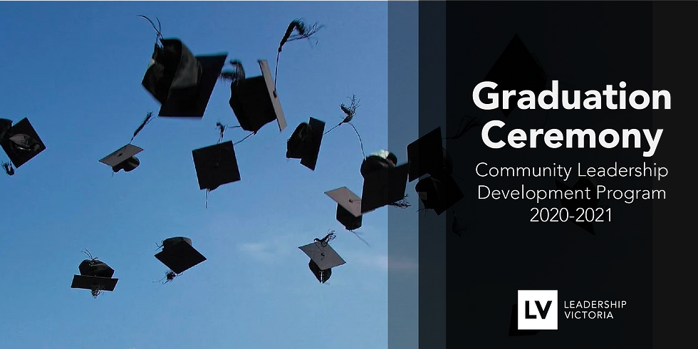 2021 CLDP Graduation Celebration
