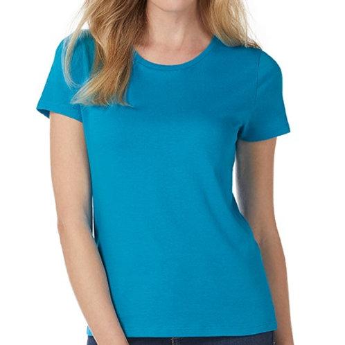 Basic T-Shirt Damen - B&C E150