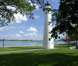 Marine city water front park
