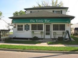 little bar