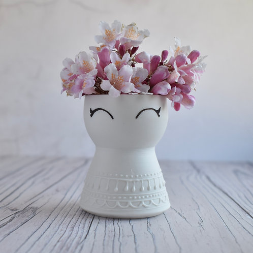 Lace Vase,Extra Small