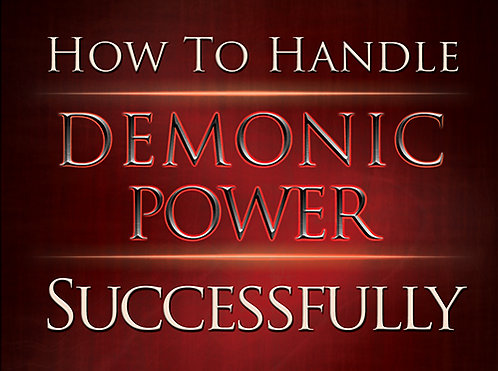 How To Handle Demons - CD