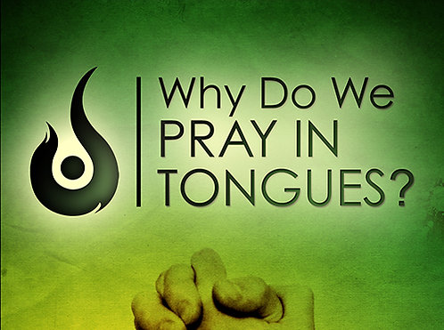 Why We Speak In Tongues - CD