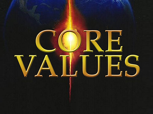 Core Values - CD
