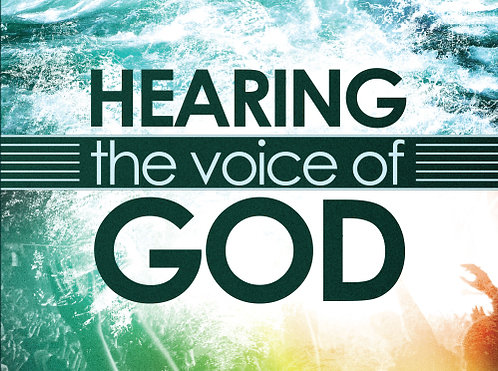 Hearing The Voice of God - Digital