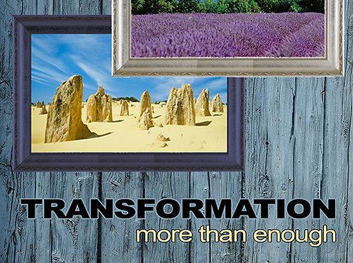 Transformation - Digital
