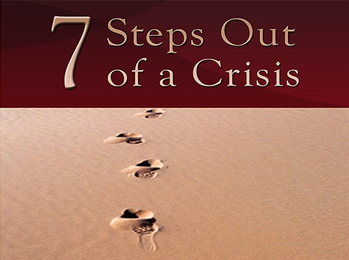 7 Steps Out of A Crisis - CD