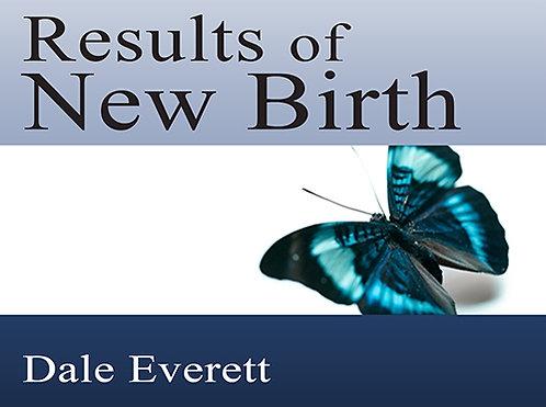 Results of New Birth - Digital
