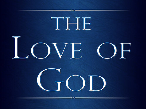 The Love of God - CD