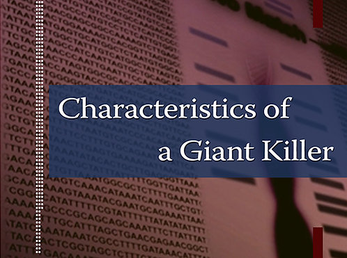 Characteristics Of A Giant Killer - Digital
