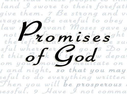 Promises of God - Digital