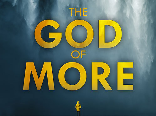 The God of More - CD
