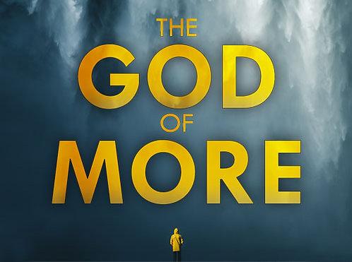 The God of More - Digital