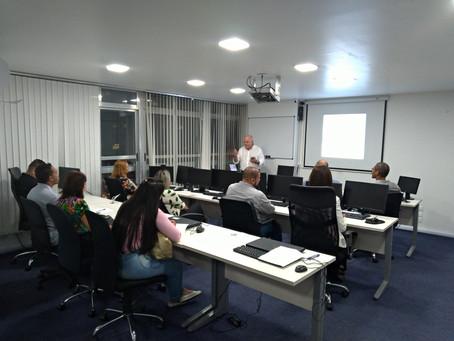 Primeiro curso gratuito para clientes das empresas INTERÁBIL e QUALICONT foi um sucesso!