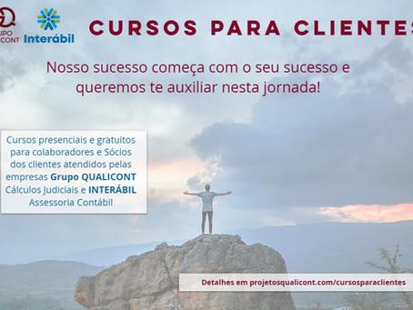 INTERÁBIL lança projeto de cursos gratuitos para clientes