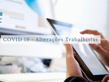 Interábil publica manual das alterações trabalhistas durante a COVID 19