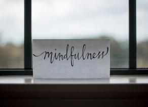 Mindfulness vs. Meditation, There's a Difference