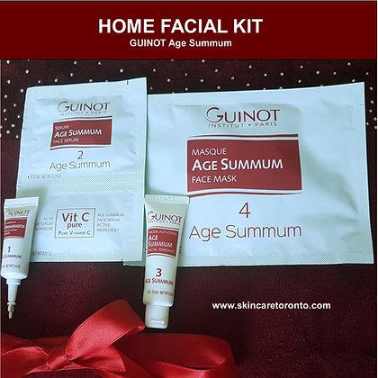 GUINOT Skin Care Home Facial Kit