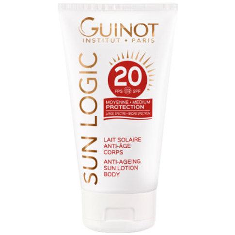 GUINOT Sunscreen Body Lotion SPF 20