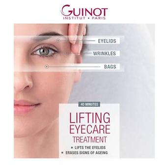 Guinot Eye Lifting Treatment by Skin Car