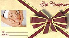 Skin Care Toronto Gift Certificate