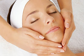 Facial treatment (Skin Care Toronto)