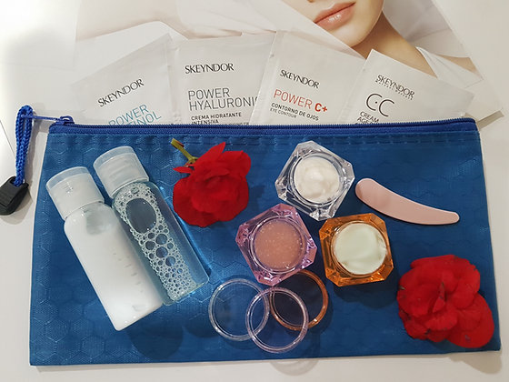 Home Skin Care Kit - Deep Cleansing