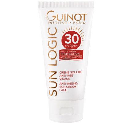 GUINOT Face and Body Sunscreen Cream SPF 30