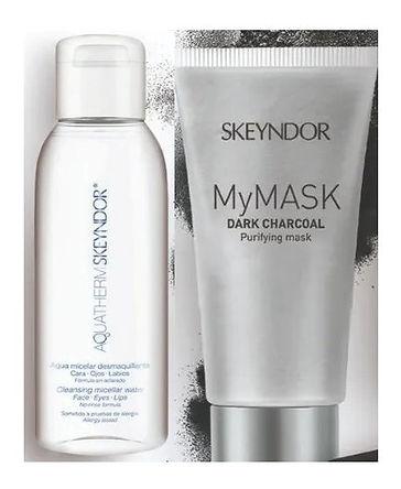 Skeyndor Charcoal Mymas Skin Care Toront