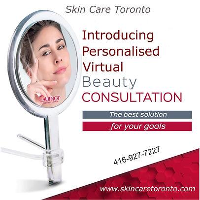 Virtual Consultation (VC) Skin Care Toro