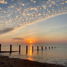 Mackerel skies