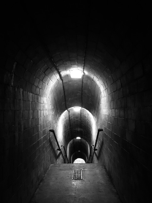 Smugglers tunnel