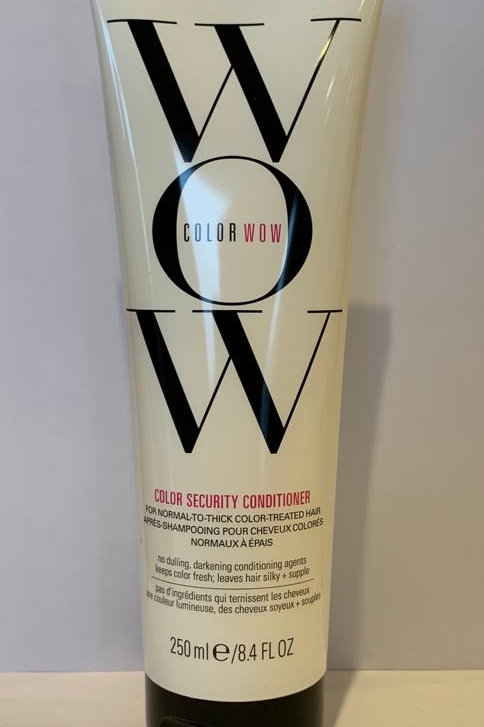 Color Security Conditioner Color Treated Hair