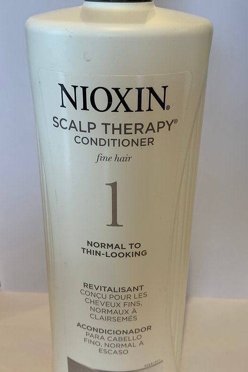 Nioxin 1 conditioner fine hair normal to thin looking