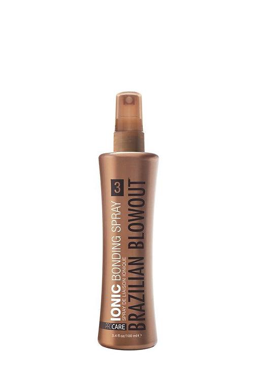 Ionic Bonding Spray