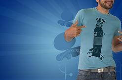 Tee Shirt Banner