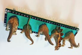 Dino Butt Rack