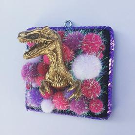 Velociraptor Mounted Marvel