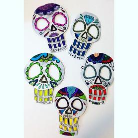Sugar Skulls