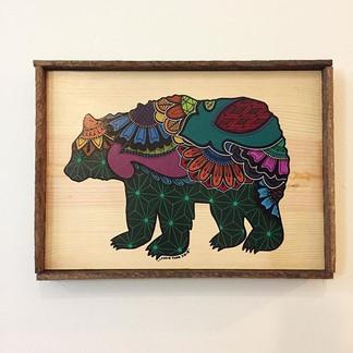 Sacred Animal Bear