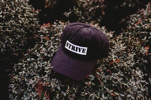 Black Block Strive Adjustable Cap