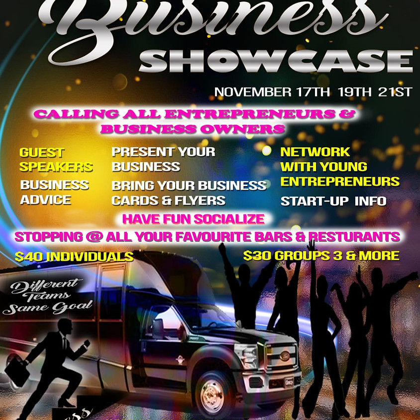 The ANWA Business Showcase