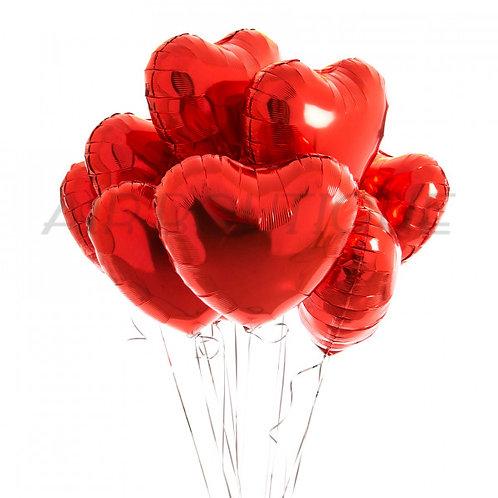 "Букет ""Red Heart"""
