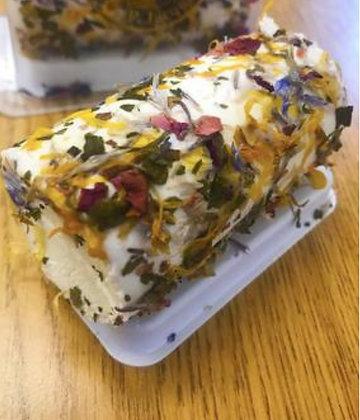 Jacquin Buchette Aux Fleurs Goat Cheese Roll