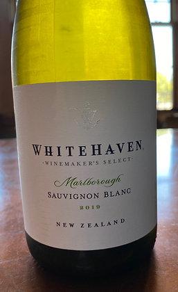 2019 Whitehaven Sauvignon Blanc (375mL)