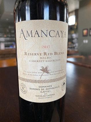 2017 Amancaya Reserve Red Blend