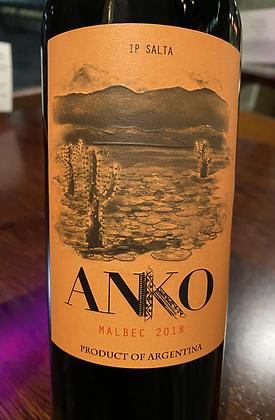 2018 Anko Malbec